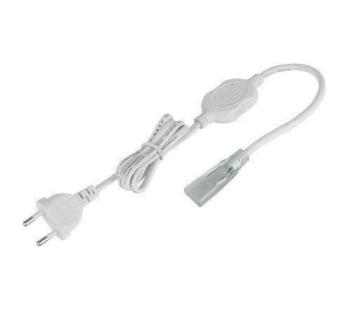 Сетевой шнур для ленты 220V 5050 / Сетевой шнур для ленты нов