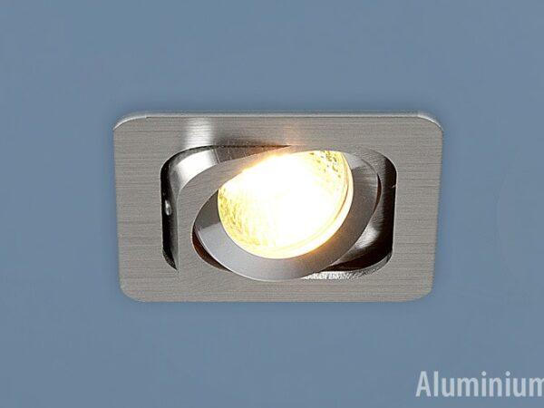 1021/1 MR16 CH / Светильник встраиваемый хром