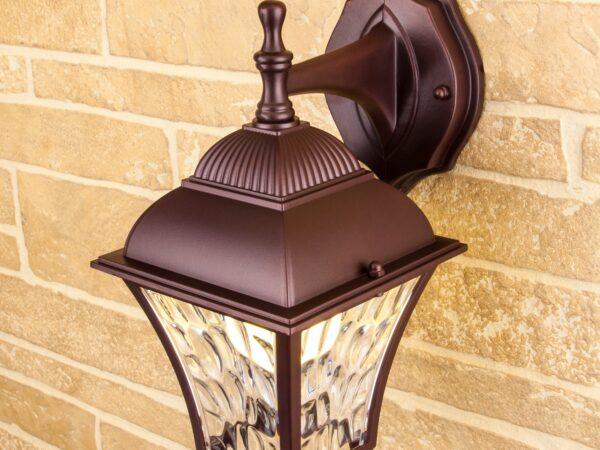 GL 1009D / Светильник садово-парковый Apus D шоколад (GL 1009D)