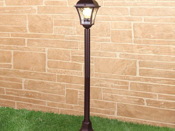 GL 1009F / Светильник садово-парковый Apus F шоколад (GL 1009F)