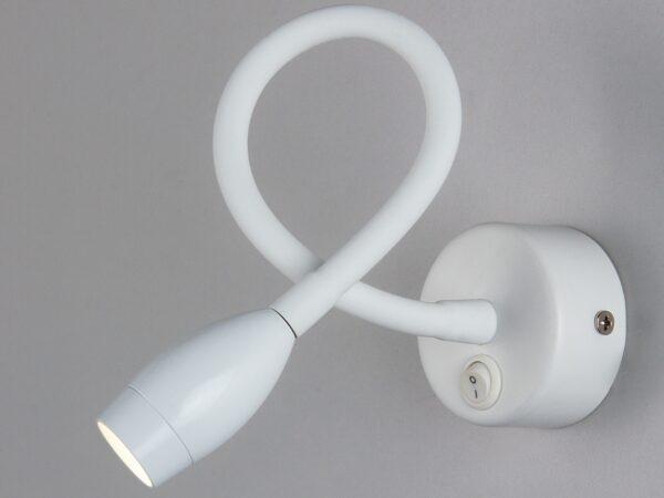 MRL LED 1020 / Светильник настенный светодиодный BAND белый