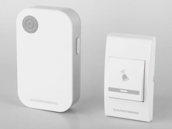 DBQ22M WL 36M IP40 / звонок электрический бытовой (дверной) / Белый