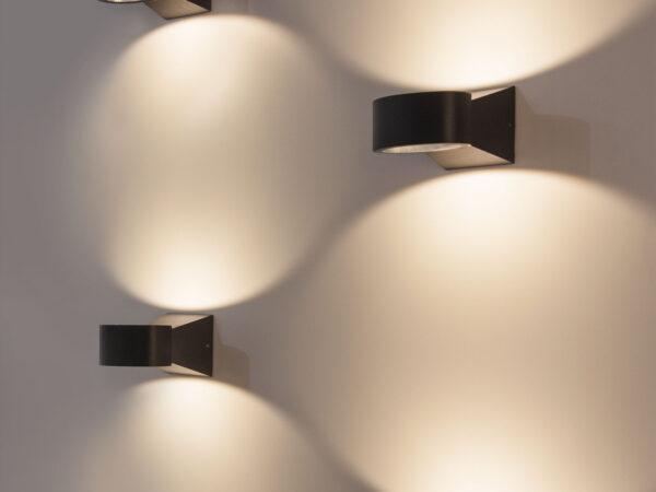 1549 TECHNO LED / Светильник садово-парковый со светодиодами BLINC белый