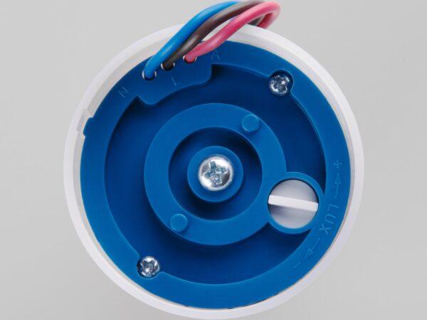 SNS-L-08  2200W IP44 / датчик освещенности / Белый