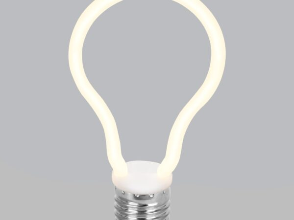 BL157 / Светодиодная лампа Decor filament 4W 2700K E27 classic белый матовый