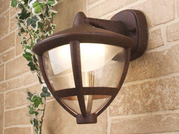 GL LED 3001D / Светильник садово-парковый со светодиодами Gala D брауни (GL LED 3001D)