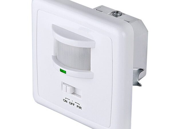 SNS-M-01 9m 1-1,8m 1200W IP20 160 / датчик движения /  Белый