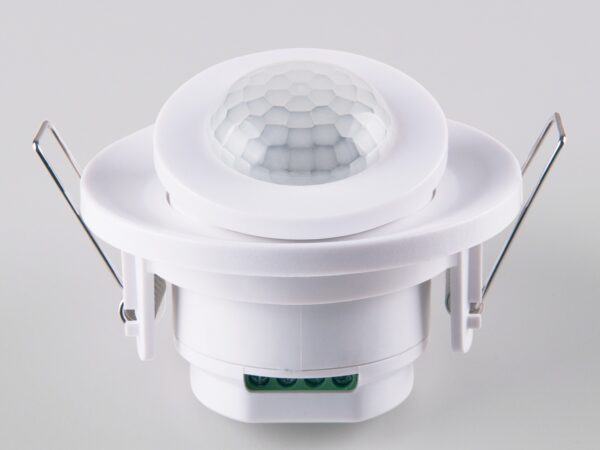 SNS-M-12 8m 2,2-4m 800W IP20 360 / датчик движения /  Белый