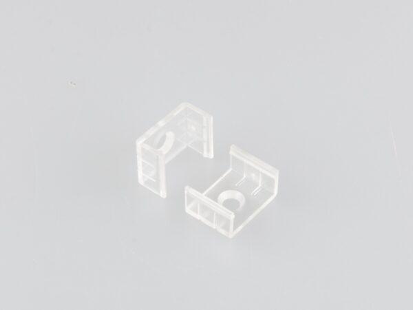 Clip LL-2-ALP001-R / Лента светодиодная Клипса монтажная для профиля LL-2-ALP001-R