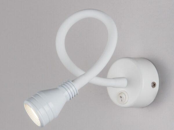 MRL LED 1030 / Светильник настенный светодиодный KORD белый