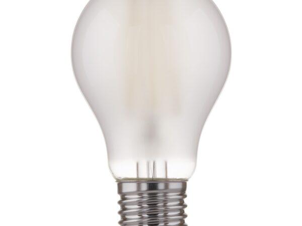 Classic F 8W 4200K E27/ Светодиодная лампа Classic F 8W 4200K E27 (A60 белый матовый)