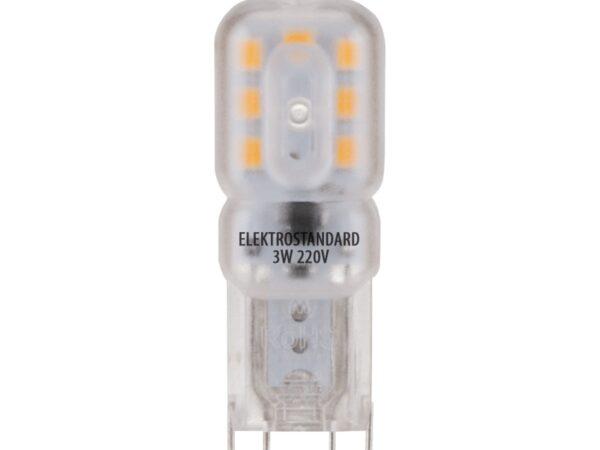 G9 LED 3W 220V 4200K / Светодиодная лампа G9 LED 3W 220V 4200K