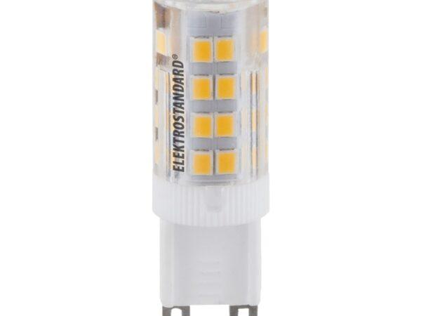 G9 LED 5W 220V 3300К / Светодиодная лампа G9 LED 5W 220V 3300К