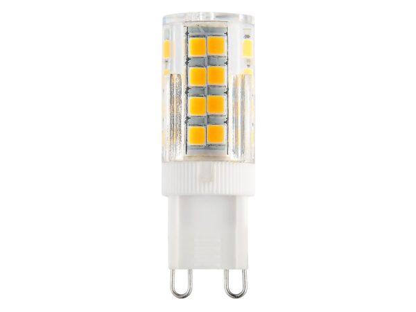 G9 LED 7W 220V 3300K / Светодиодная лампа G9 LED 7W 220V 3300K