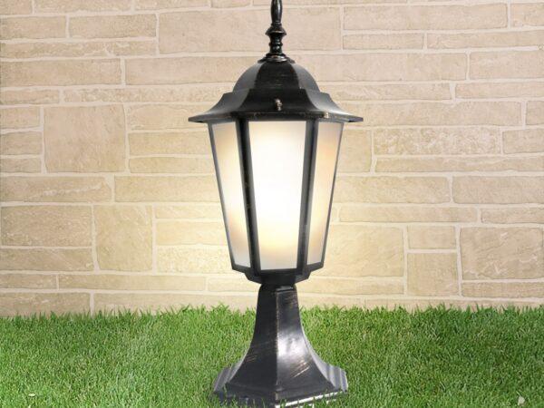 GL 1004S / Светильник садово-парковый 1004S черное золото