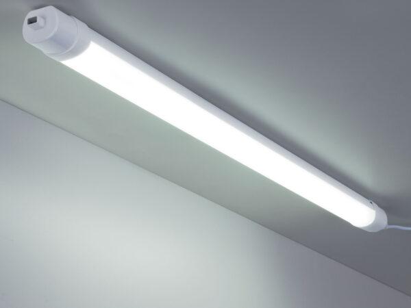 LTB34 / Светильник стационарный светодиодный LTB34 LED Светильник 120см 36W Connect белый