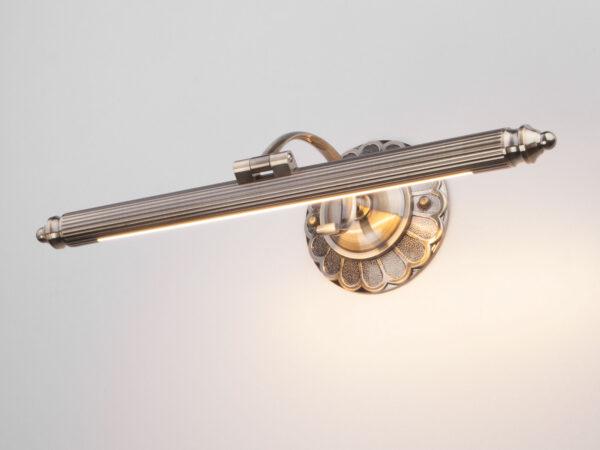 MRL LED 8W 1015 IP20 / Светильник настенный светодиодный Luara LED бронза