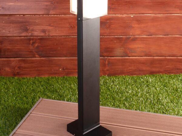 1520 TECHNO LED / Светильник садово-парковый Maul чёрный