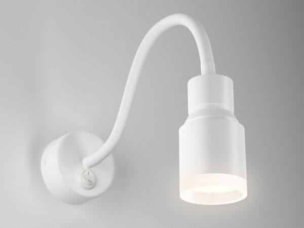 MRL LED 1015 / Светильник настенный светодиодный Molly белый