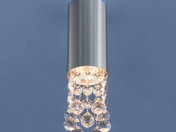 1084 GU10/ Светильник накладной CH хром