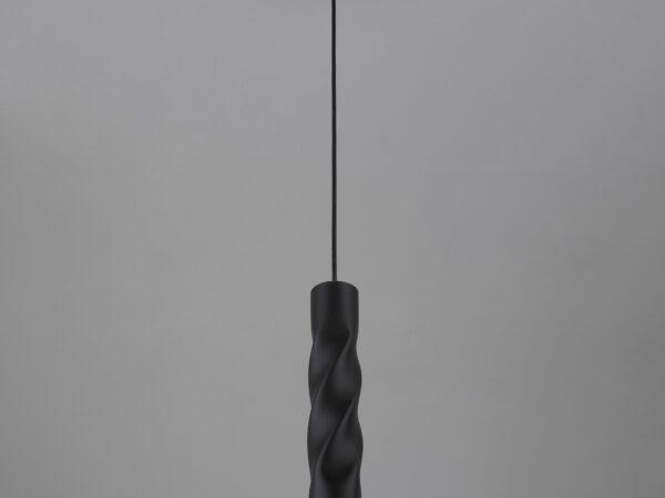 50136/1 LED / подвесной светильник /   черный