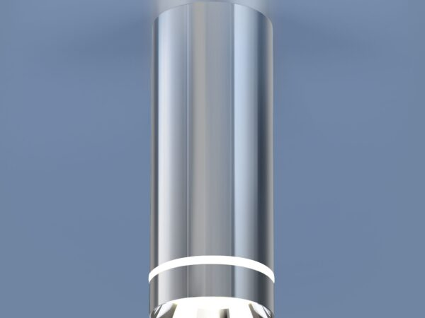 DLR022 12W 4200K / Светильник светодиодный стационарный хром
