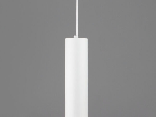 DLR023 12W 4200K / Светильник светодиодный стационарный белый матовый