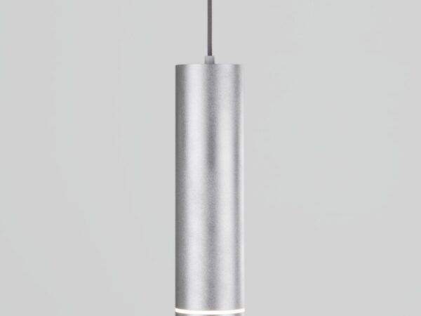 DLR023 12W 4200K / Светильник светодиодный стационарный хром матовый