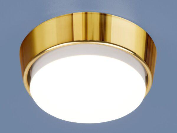 1037 GX53 GD / Светильник накладной золото