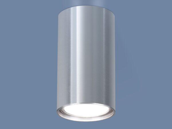 1081 GU10 / Светильник накладной SCH сатин хром
