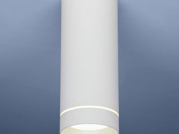 DLR022 12W 4200K / Светильник светодиодный стационарный белый матовый