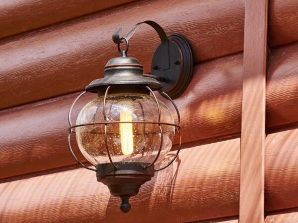 GLXT-1475D / Светильник садово-парковый Regul D черная медь