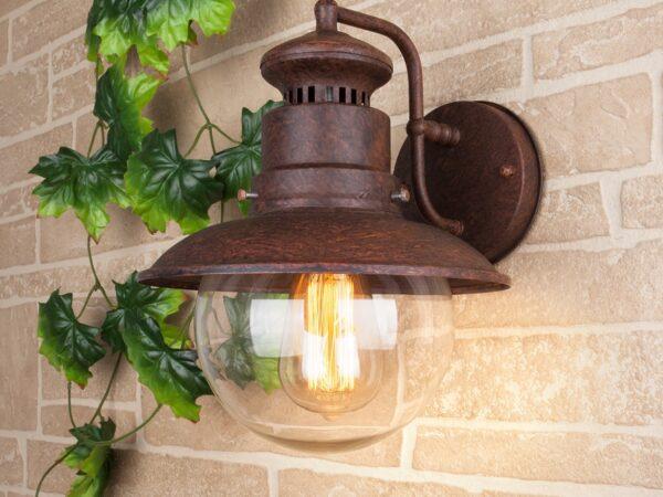 GL 3002D / Светильник садово-парковый Talli D брауни