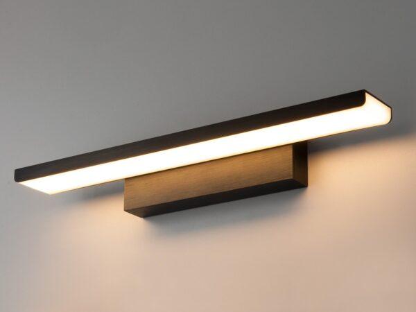 MRL LED 16W 1009 IP20 / Светильник настенный светодиодный Sankara LED черная
