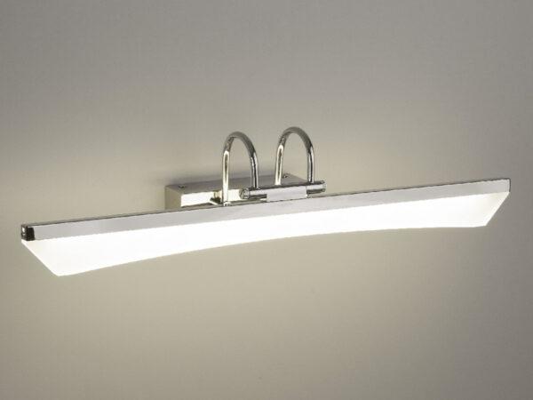 MRL LED 7W 1004 IP20 / Светильник настенный светодиодный Selenga Neo LED хром