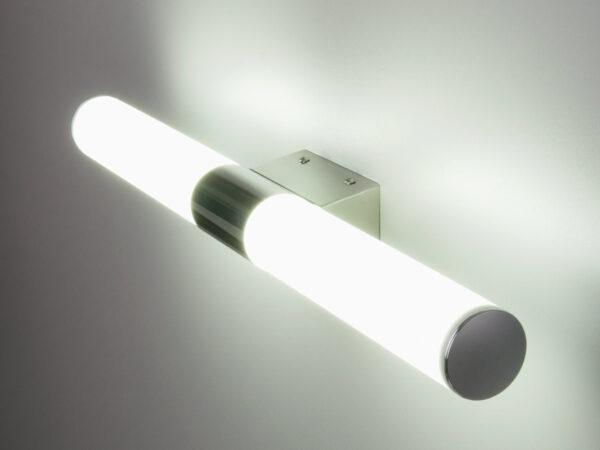 MRL LED 12W 1005 IP20 / Светильник настенный светодиодный Venta Neo LED хром