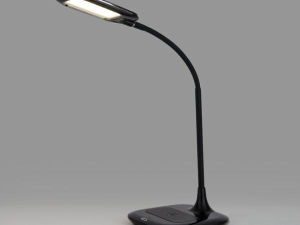 80419/1 / настольный светильник / черный