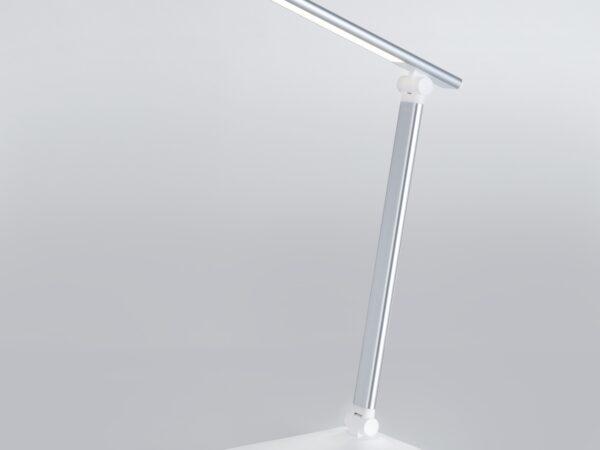 80423/1 / настольный светильник / серебристый