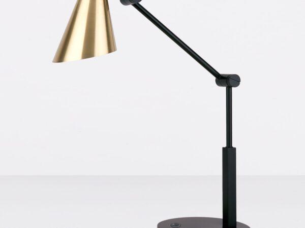 TL70100 / Светильник светодиодный настольный Fabula сатинированное золото