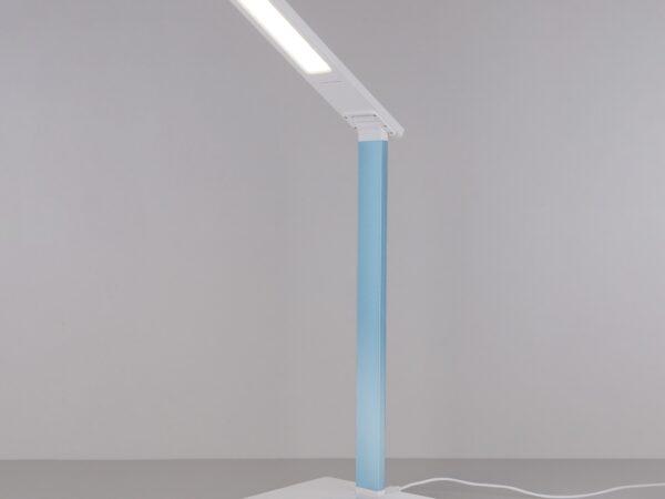 TL90510 / Светильник светодиодный настольный Lori белый/голубой