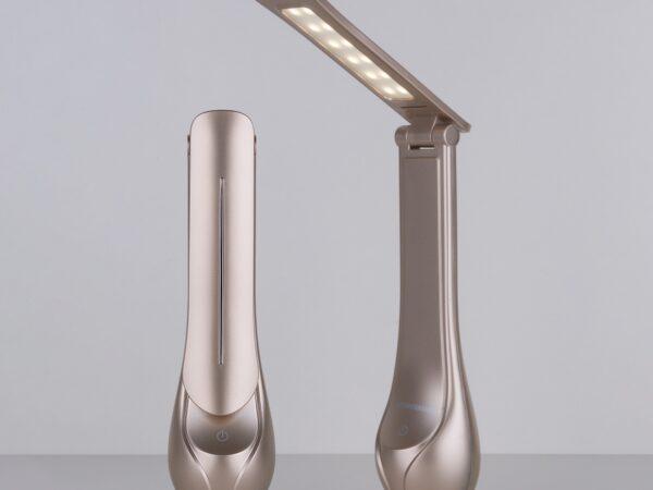 TL90420 / Светильник светодиодный настольный Orbit золотой