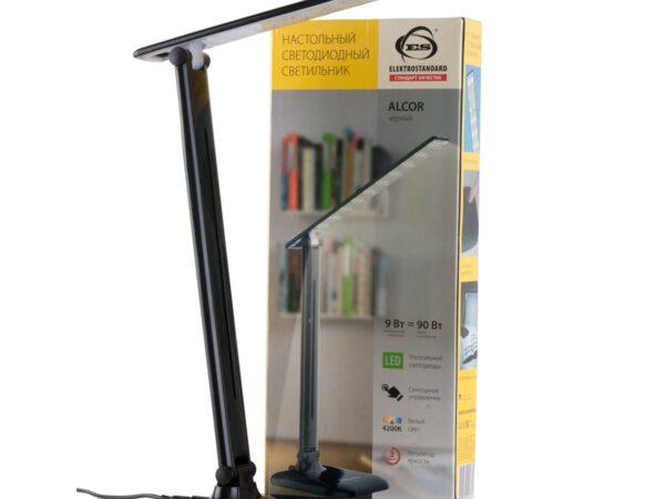 TL90200 / Светильник светодиодный настольный Alcor черный