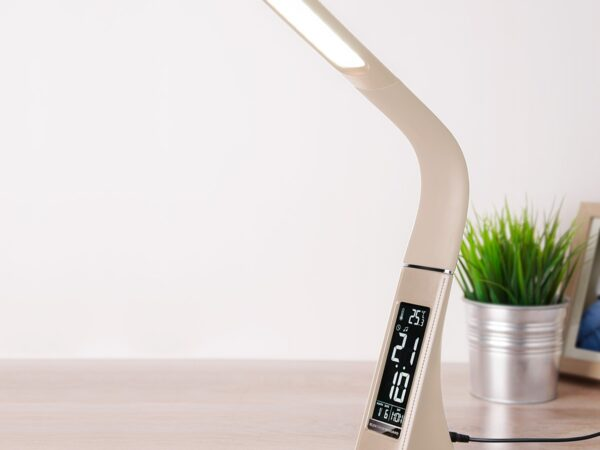 TL90220 / Светильник светодиодный настольный Elara бежевый