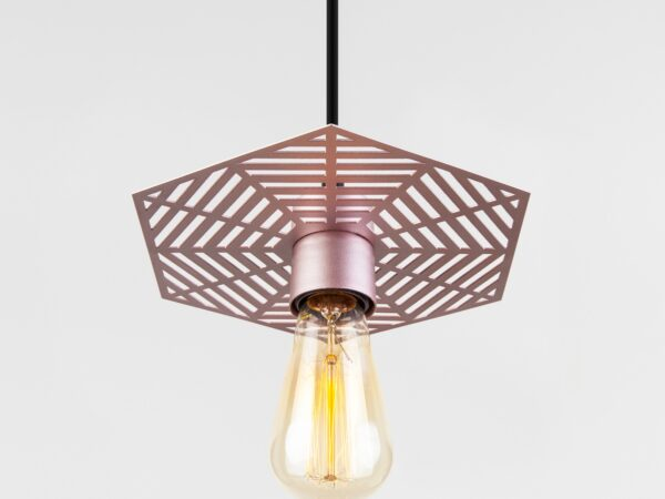 50167/1 / подвесной светильник / перламутровое золото