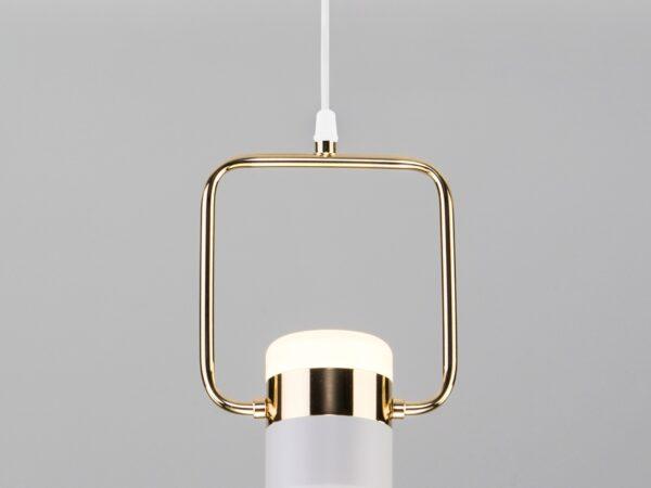 50165/1 LED / подвесной светильник / золото/белый
