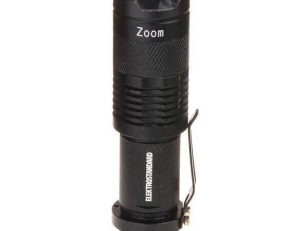 FLS22-9,3-3W 01led BK / Ручной фонарь аккумуляторный Twinkle
