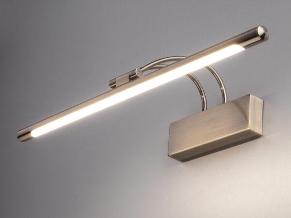 MRL LED 10W 1011 IP20 / Светильник настенный светодиодный Simple LED бронза