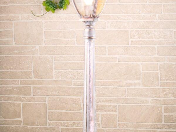 GLYF-8024F / Светильник садово-парковый белое золото
