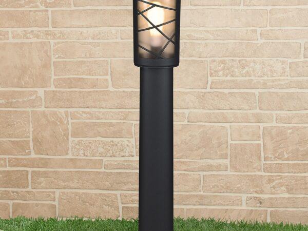 GL 1017F / Светильник садово-парковый Premier F черный