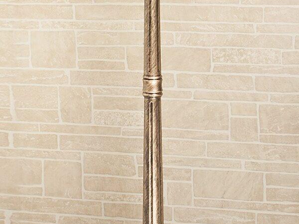 GLXT-1450F/2 / Светильник садово-парковый Virgo F/2  черное золото
